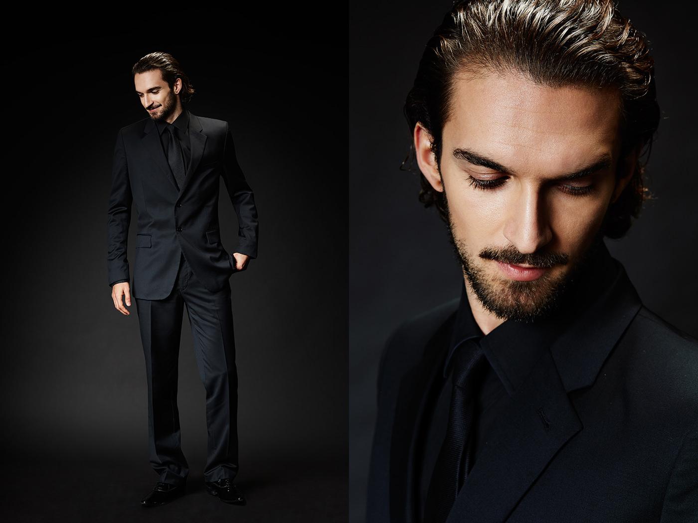 Suit Up 01