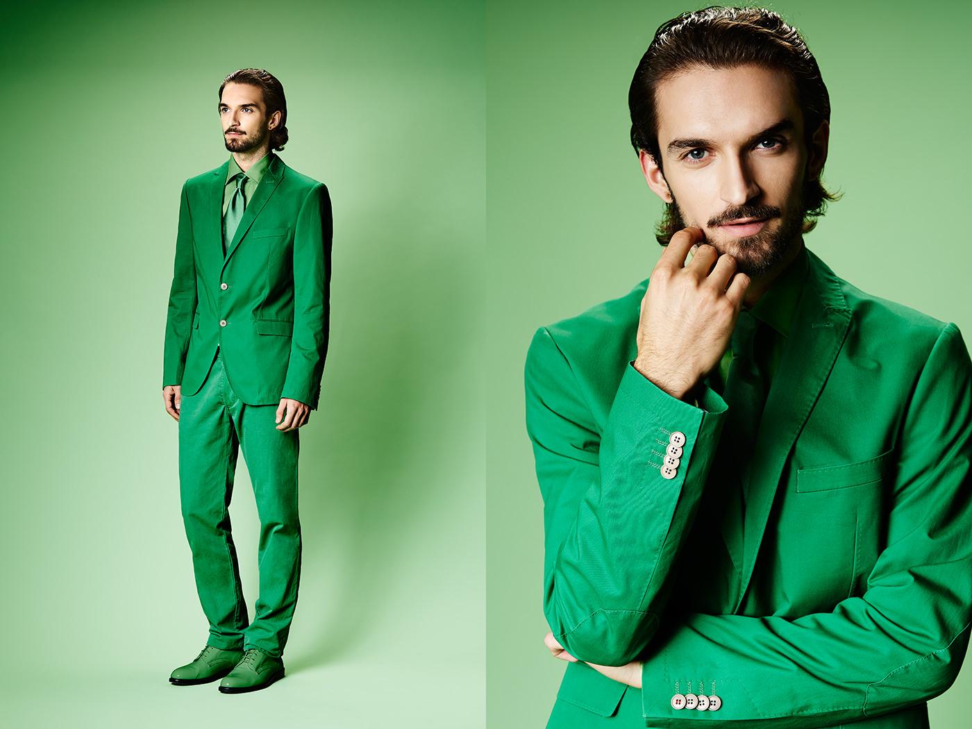 Suit Up 05